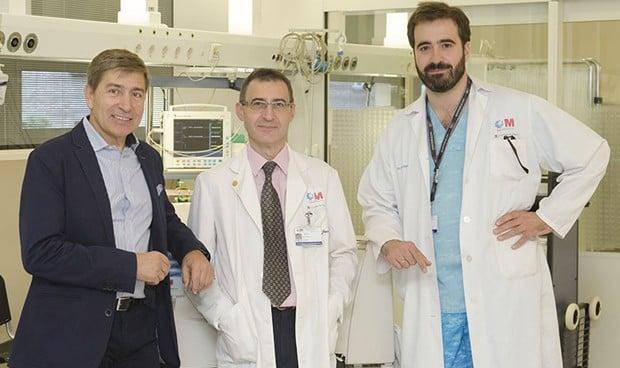 El Marañón hace Historia al operar a un niño de arritmia sin abrir el tórax