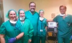 El Marañón implanta una técnica pionera para tratar el enfisema pulmonar