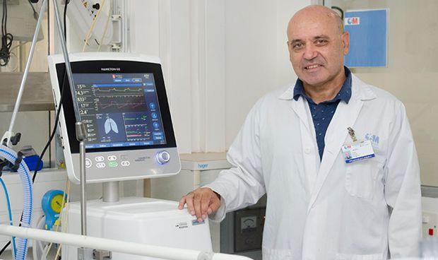 El Marañón mejora la supervivencia en insuficiencia respiratoria grave