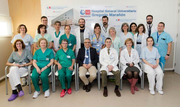 El Marañón realiza un nuevo trasplante cardiaco infantil ABO incompatible