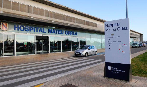 El Mateu Orfila estrena el mayor parque fotovoltaico de la sanidad balear