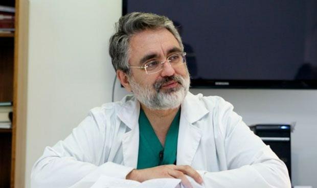 El médico Eduardo Raboso, nuevo portavoz sanitario del PP en el Senado