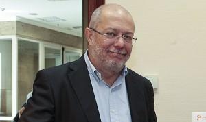 El médico Francisco Igea disputará a Arrimadas el liderazgo de Ciudadanos