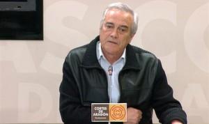 El médico Javier Sada, elegido presidente de las Cortes de Aragón