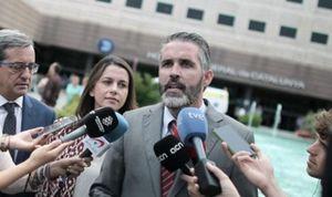 El médico Jorge Soler, cabeza de lista de Ciudadanos en Lleida para el 21D