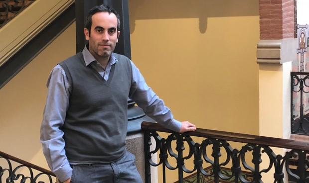 El médico Marc Ramentol, nuevo director general de Profesionales de Salud
