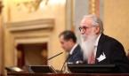 El médico y diputado Agustín Zamarrón abre la legislatura pidiendo