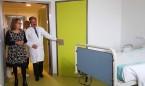 El Miguel Servet abre su nueva Unidad de Psiquiatría con 30 camas de agudos