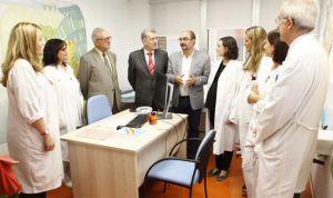 El Miguel Servet inaugura su Unidad de Cuidados Paliativos Pediátricos