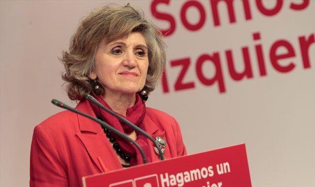 El Ministerio de Sanidad que quiere la retaguardia del PSOE