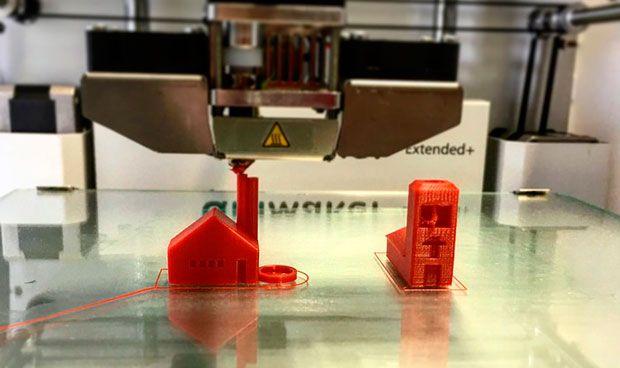 El Ministerio deja en manos de Europa el uso de impresoras 3D en sanidad