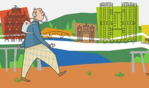 El Ministerio premia a la guía navarra de paseos para pacientes con EPOC