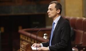El ministro de Ciencia, Pedro Duque, cabeza de lista del PSOE por Alicante