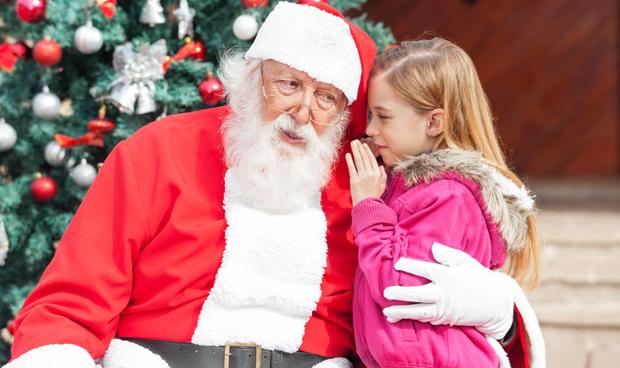 El mito de Papá Noel destruye el apego seguro de los niños a sus padres