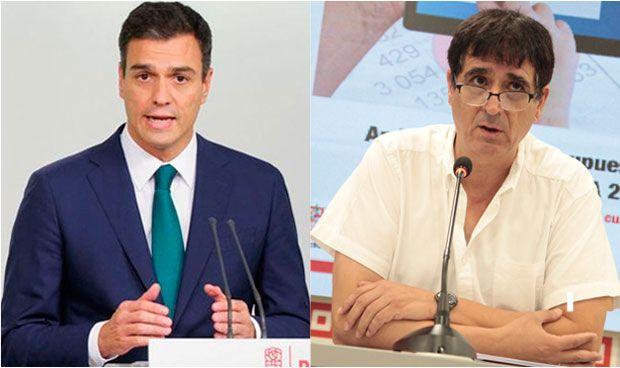 El modelo de tres contratos de Sánchez deja fuera a la sanidad pública