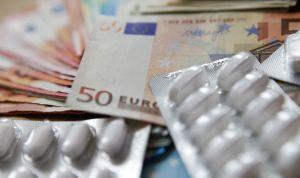 El negocio de las compañías farmacéuticas aumenta un 31% en un solo mes