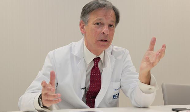 El neurólogo José A. Obeso, nuevo académico de Medicina