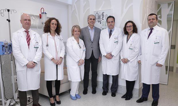 El Niño Jesús inaugura su nueva Unidad de Oncología del Adolescente