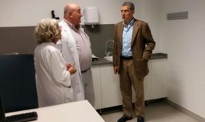 """El nuevo almacén central de productos sanitarios, en marcha """"cuanto antes"""""""