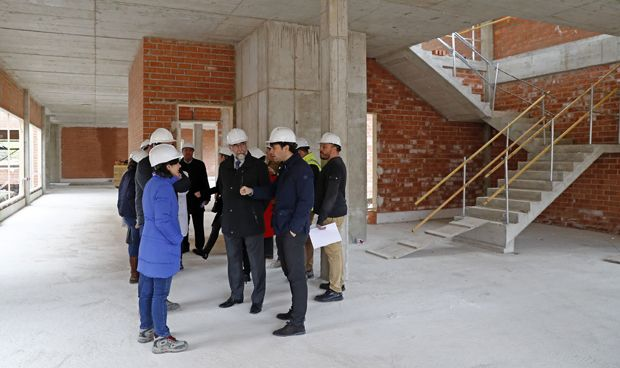 El nuevo centro de Salud de Lodosa será pionero en eficiencia energética