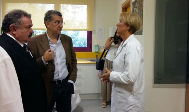 El nuevo hospital de Alcañiz será cuatro veces más grande