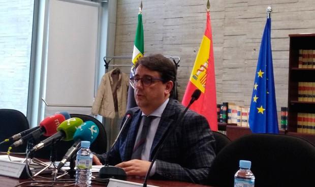 El nuevo Hospital de Cáceres atenderá 2.700 pacientes antes de febrero