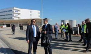 El nuevo hospital de Cáceres, en marcha antes de que termine 2018