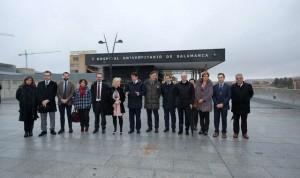 El nuevo hospital de Salamanca contará con 33 nuevos respiradores