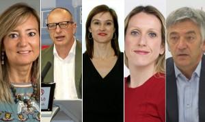 El nuevo Parlamento de Navarra: estos son los diputados sanitarios