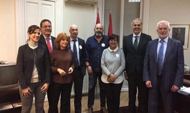 El pacto por la carrera profesional del Sermas exige un calendario de pago