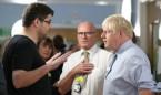 """El padre de una niña enferma a Boris Johnson: """"La sanidad está destruida"""""""