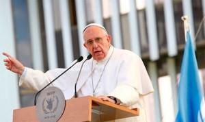 """El Papa 'bendice' el año de la Enfermería: """"Sois la profesión más noble"""""""