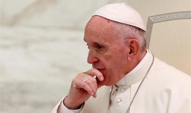 """El papa Francisco: la eutanasia """"es el descarte del enfermo"""""""