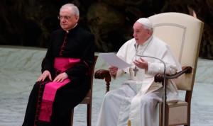 El Papa limita sus encuentros con fieles para prevenir casos de coronavirus