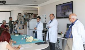 El Parc Taulí, primer hospital catalán en imprimir imágenes TAC en 3D