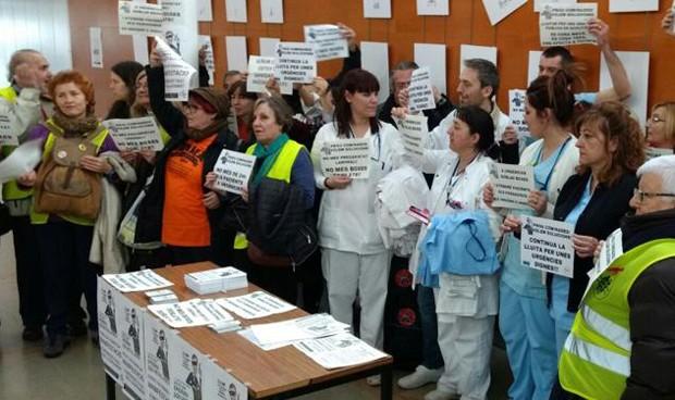El Parc Taulí se manifestará el 2 de febrero contra los recortes de Comín