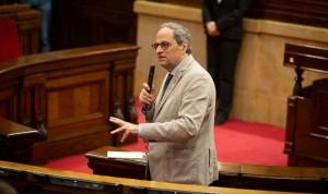 El Parlament aprueba el 'plus Covid-19' para sanitarios de 1.350 euros