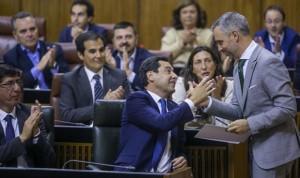 El Parlamento andaluz aprueba los presupuestos con un 8% más para sanidad