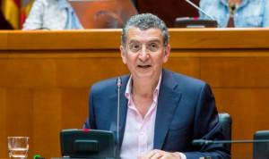 El Parlamento insta ya a negociar el traspaso de la sanidad penitenciaria