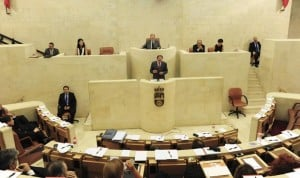 El Parlamento investigará las obras de Valdecilla