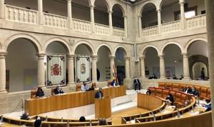 El Parlamento riojano pide recuperar el transporte sanitario público