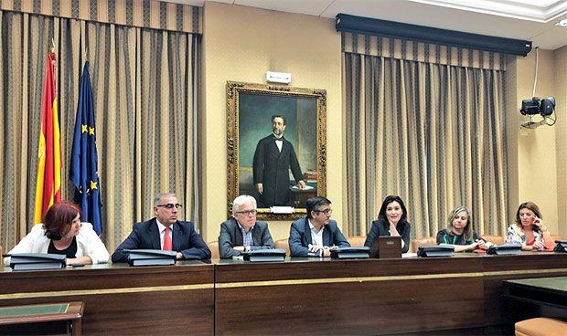 El Parlamento se 'cuela' en la apretada agenda de Carmen Montón