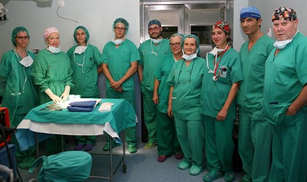 El Peset alcanza los 1.000 trasplantes renales en 21 años