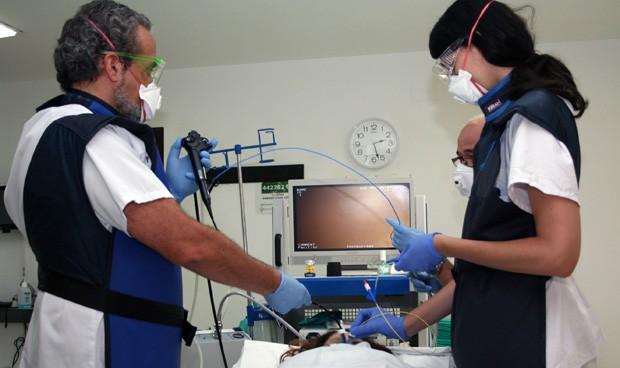 El Peset ya puede realizar biopsias del pulmón sin abrir el tórax