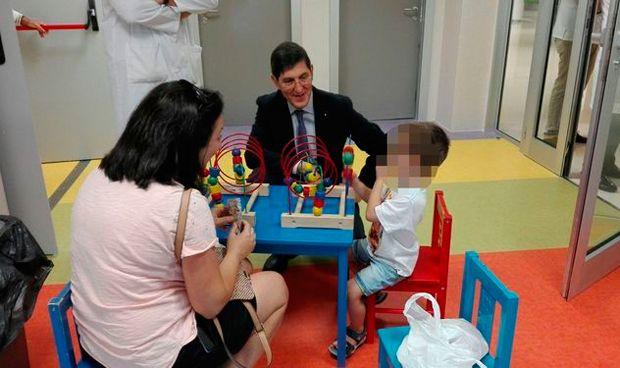 El policlínico infantil de La Arrixaca dobla su capacidad con 58 consultas
