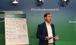 El PP andaluz habilita un teléfono para denunciar fallos en sanidad