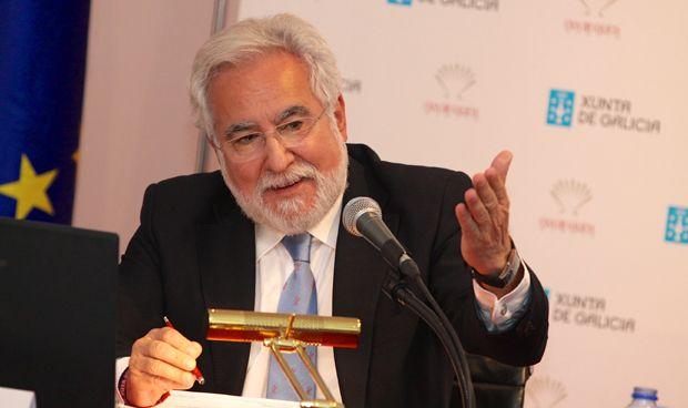 El premio de Asomega para Miguel Santalices