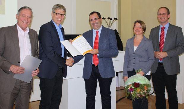 El premio europeo m�s importante en trastornos alimentarios recae en Espa�a