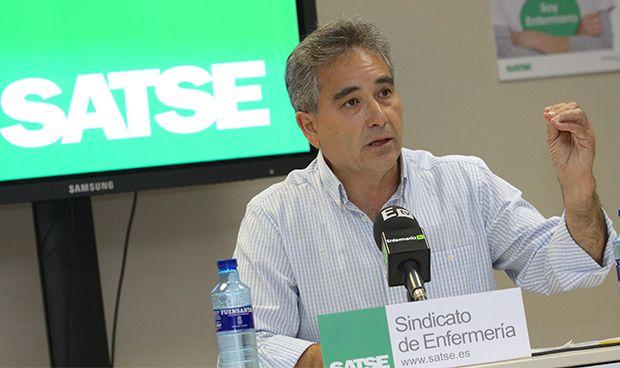 El presidente de Satse pide igualar coacción y agresión en el Código Penal