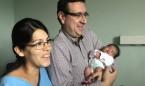 El primer bebé de 2019 nace en Hospital Miguel Servet de Zaragoza